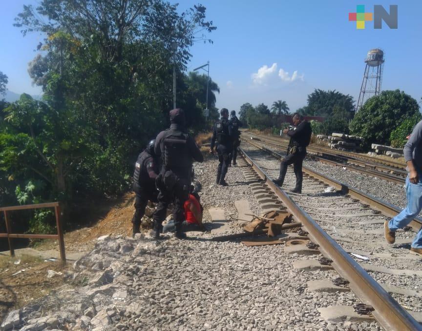 IPAX Córdoba frustra robo a tren