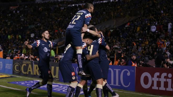De manera espectacular, América vence 4-2 a Tigres y entra a semifinales