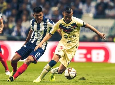 Monterrey remonta y le pega 2-1 al América en ida de la final de Liga MX