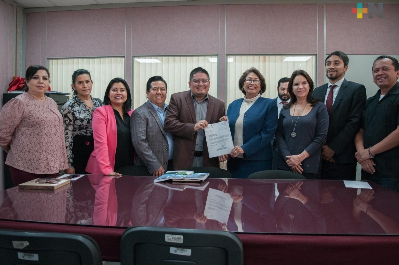 Recibe LXV Legislatura del Estado Informe de Actividades 2019 del Orfis