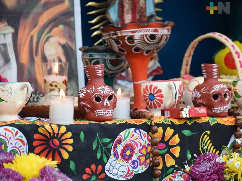 Concluyen festejos de Xantolo en Tantoyuca