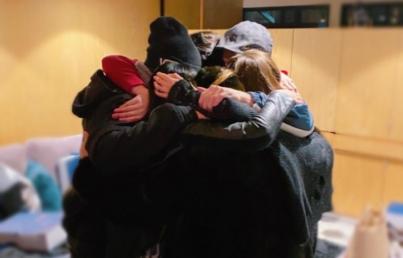 Integrantes de RBD se reencuentran a 11 años de su separación