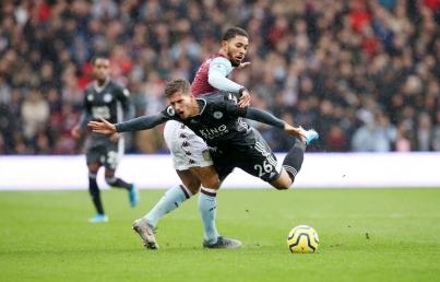 Leicester City suma octava victoria y sigue al acecho del Liverpool