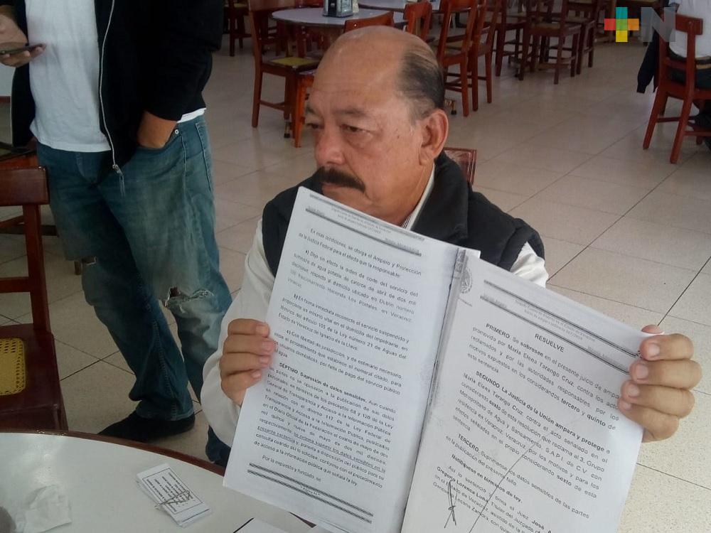 Demanda colectiva busca quitar concesión a Grupo MAS en el municipio de Veracruz