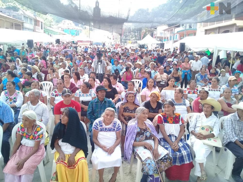 Gobierno del Estado continúa llevando jornadas Itinerantes a municipios de Veracruz
