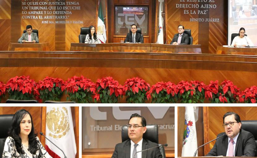 Secretario de Gobierno de Veracruz no utilizó recursos públicos para promocionar su imagen: TEV
