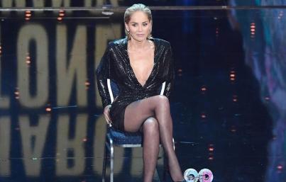 Bloquean a Sharon Stone en aplicación de citas