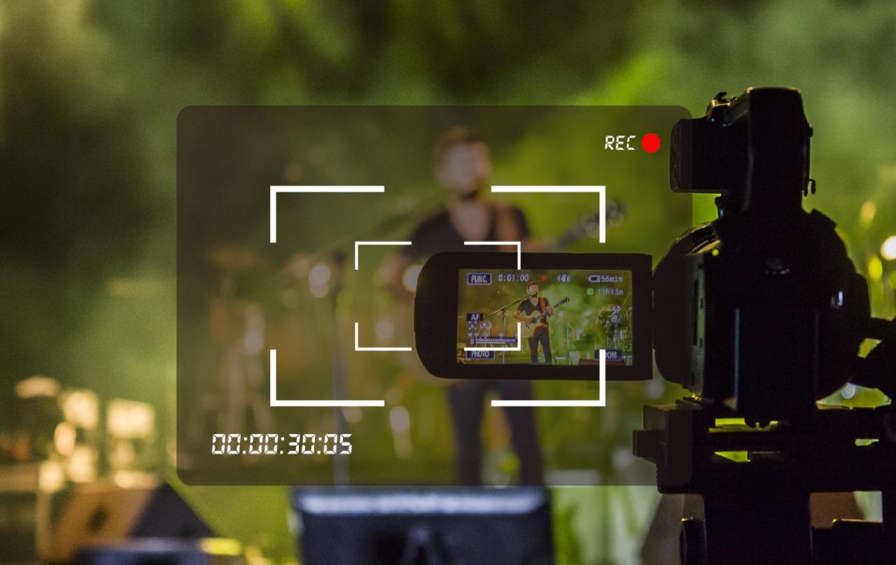Taller Introducción a la realización en video, en Cevart