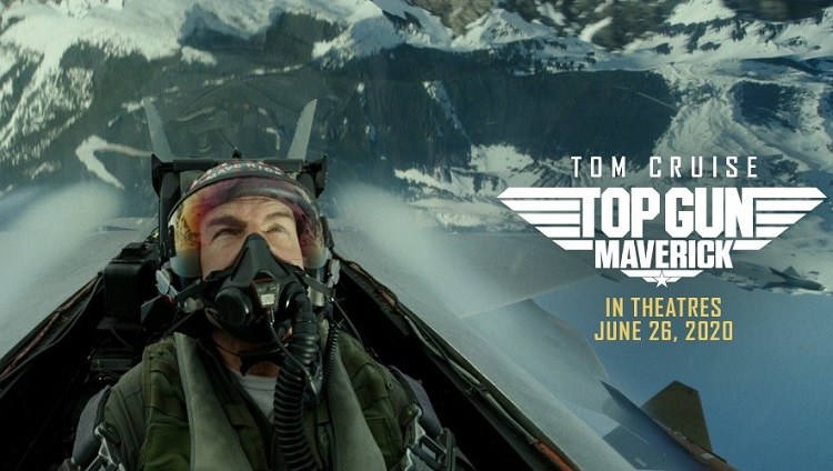 """Tom Cruise protagoniza tráiler de """"Top Gun Maverick"""""""
