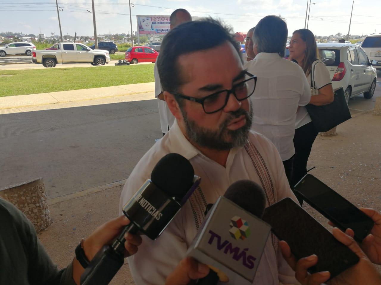 Invirtió ayuntamiento de Agua Dulce 12 mdp para cuartel de la Guardia Nacional