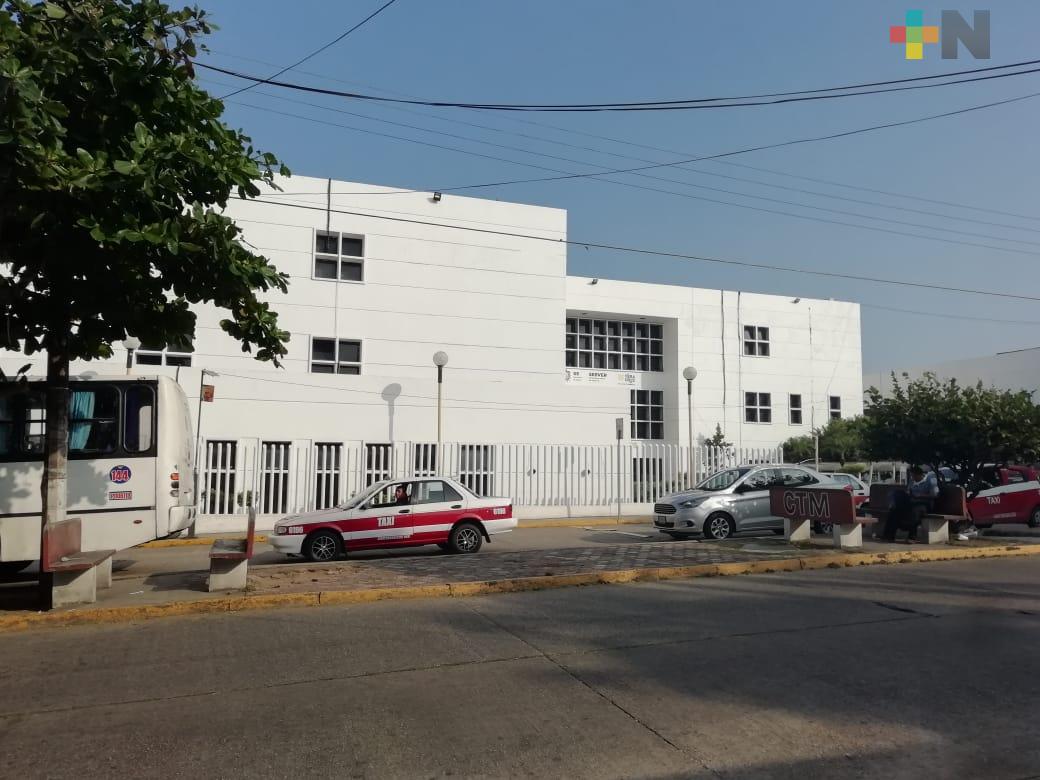 Invertirá Gobierno del Estado: 17 millones de pesos en la rehabilitación del Hospital regional de Coatzacoalcos