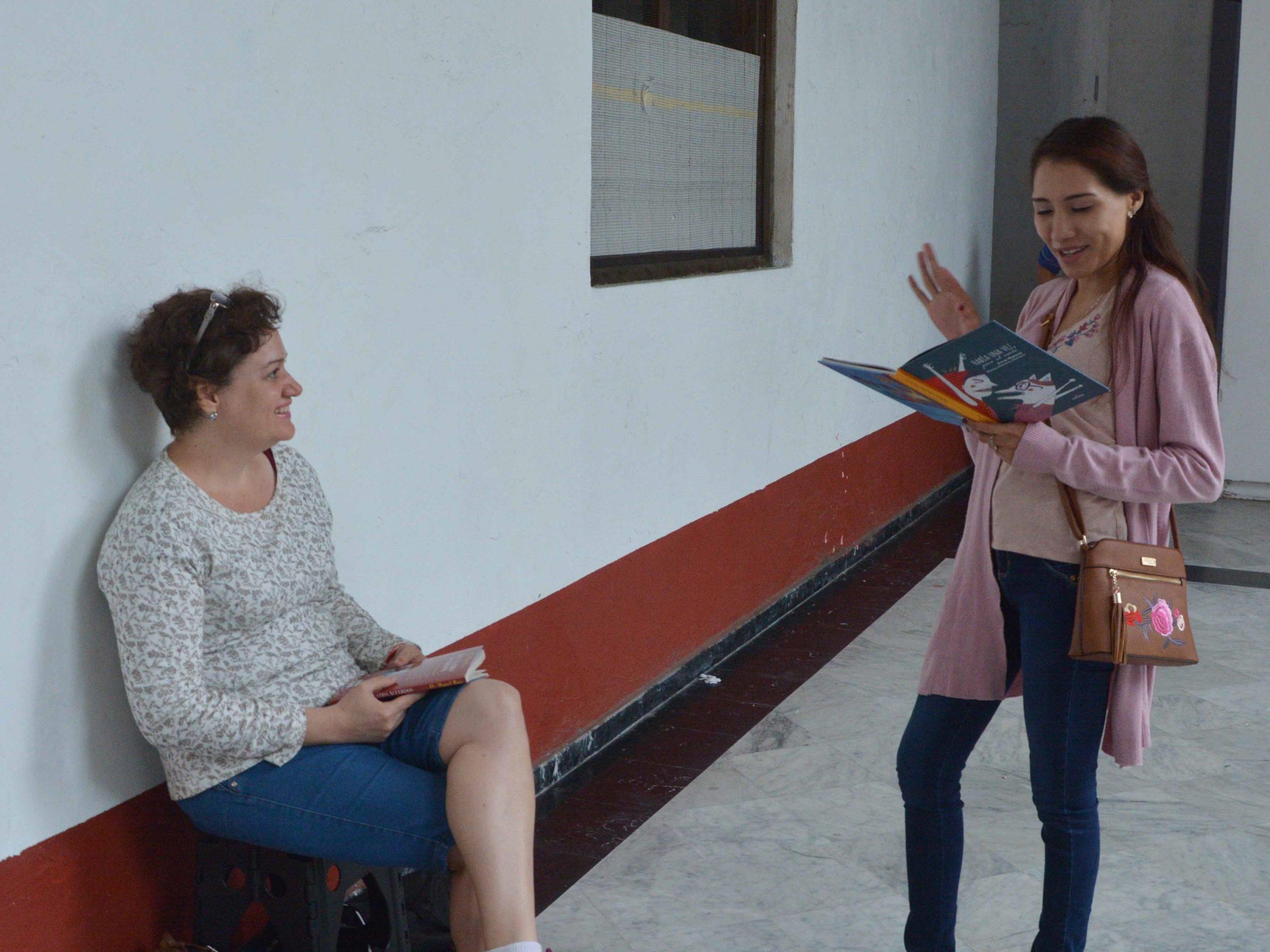 Presentan IVEC y CECyTEV Primer Encuentro Estatal Jóvenes a la Lectura