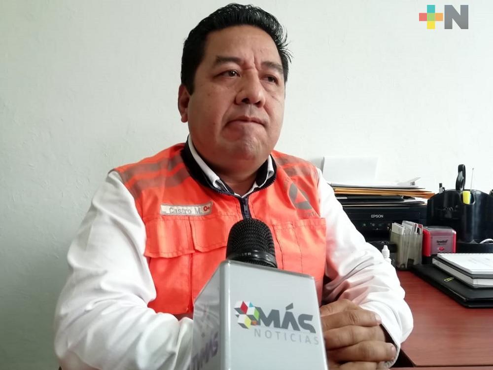 PC Coatzacoalcos iniciará supervisión para detectar y retirar puestos clandestinos de pirotecnia