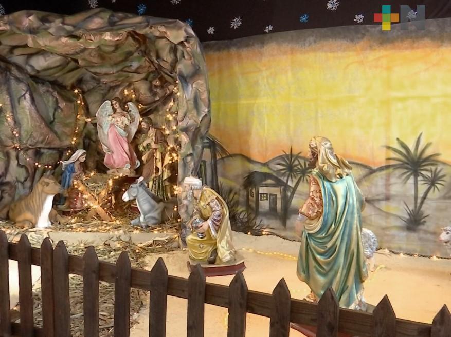 Pide Iglesia católica retomar el nacimiento como una tradición de fe y reconciliación