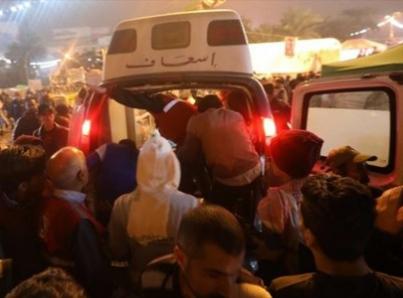Ataque contra manifestantes deja 20 muertos y 130 heridos en Bagdad