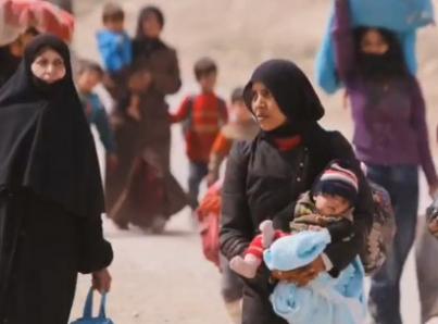 Llegarán a Turquía 50 mil refugiados sirios