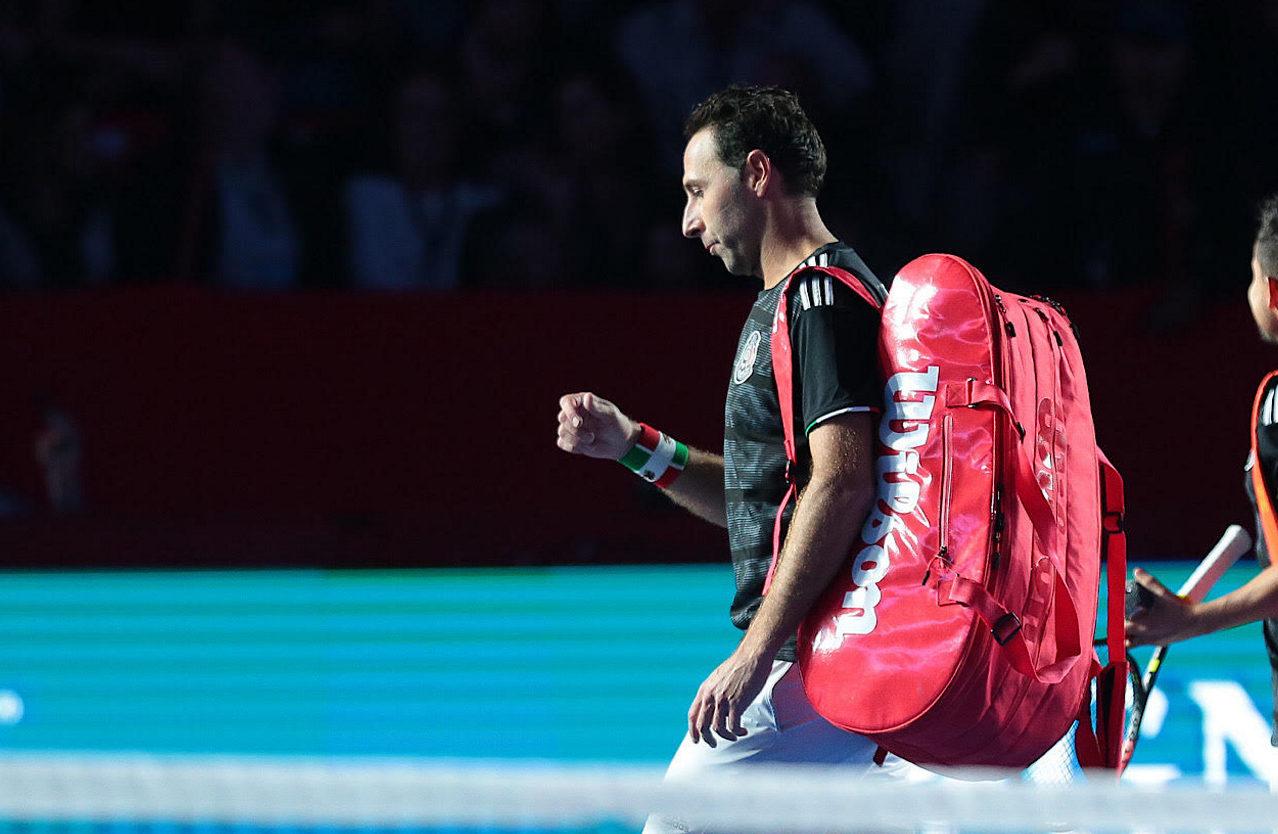 Santiago González cae en cuartos de final del Abierto de Australia