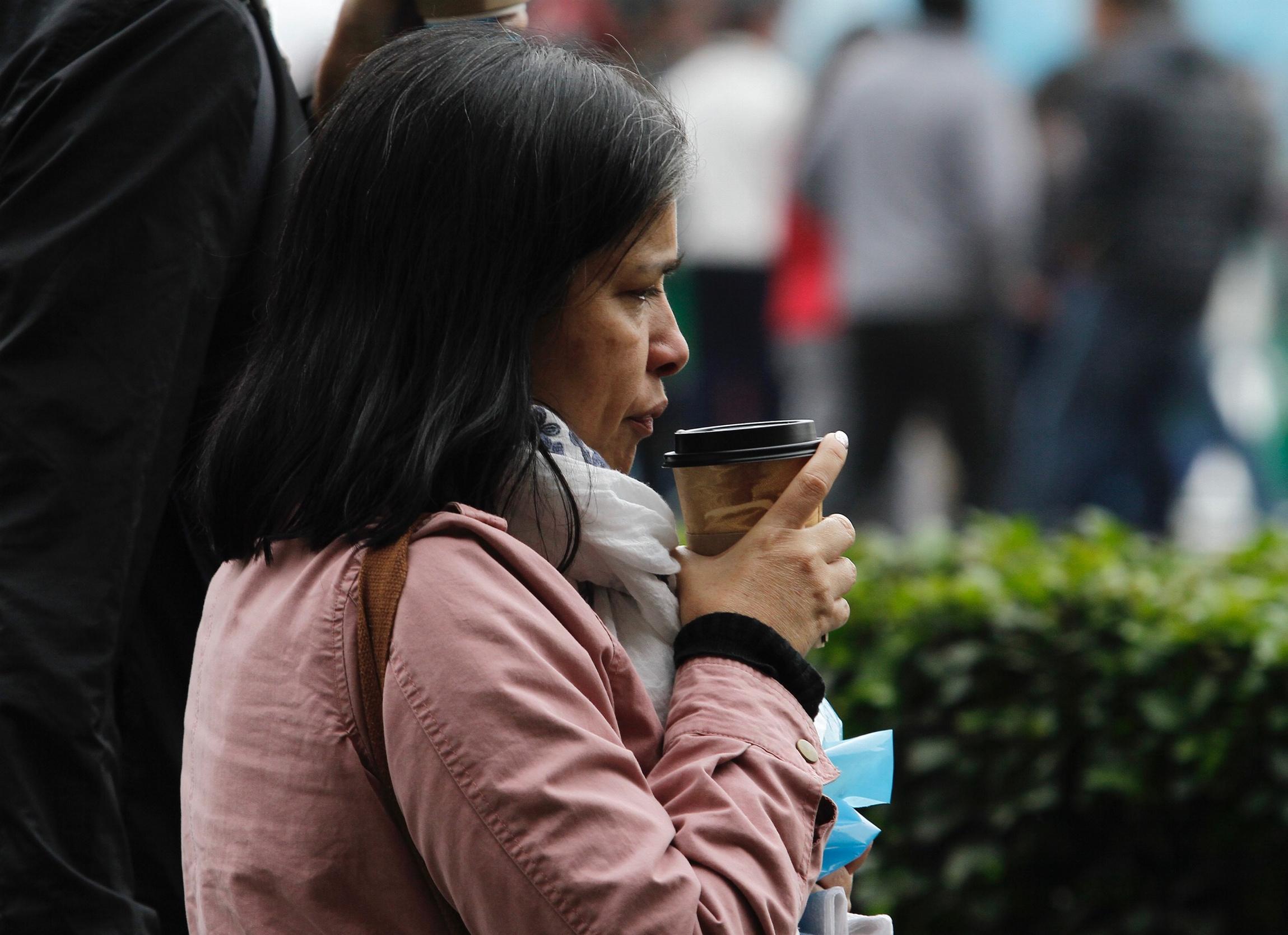 Disminuye potencial de lluvias, persistirá ambiente fresco a frío en el estado de Veracruz
