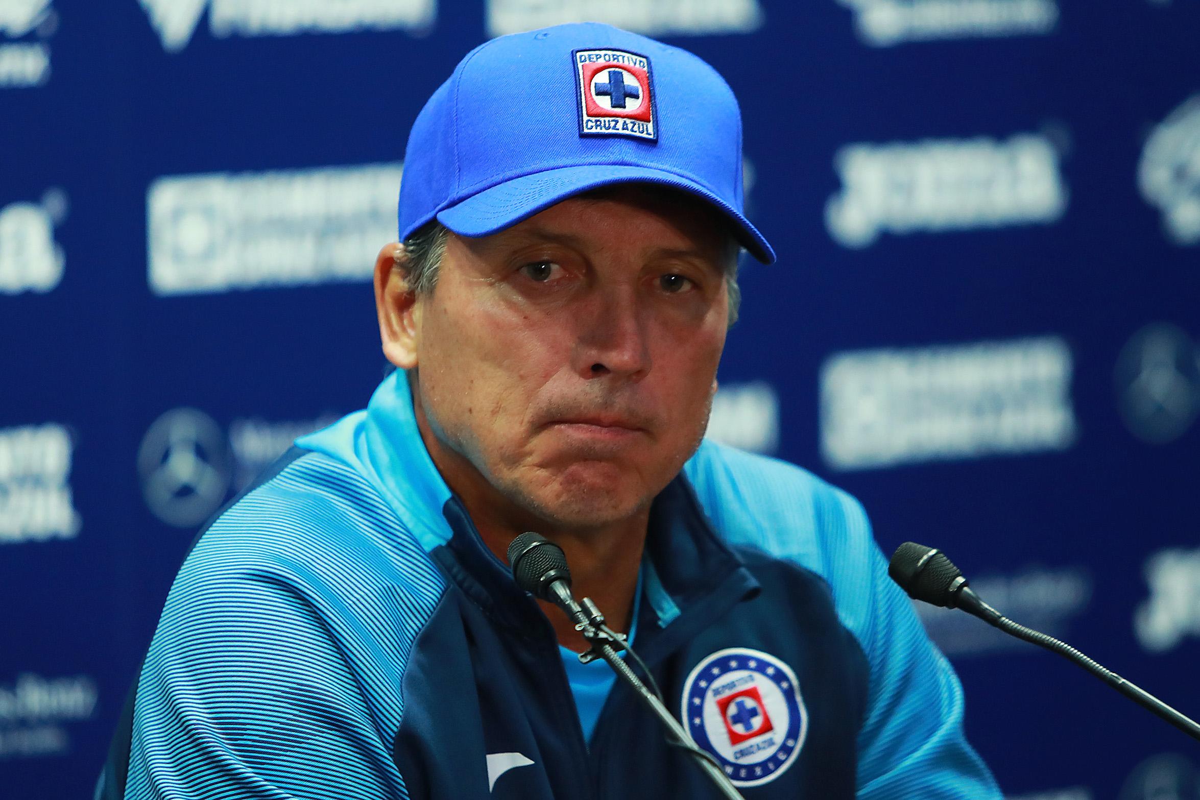 Cruz Azul es un equipo que no tiene techo, asegura Siboldi