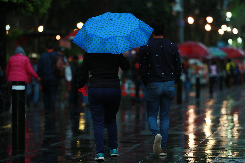 Se prevé inicio de semana con lluvias importantes en la entidad veracruzana