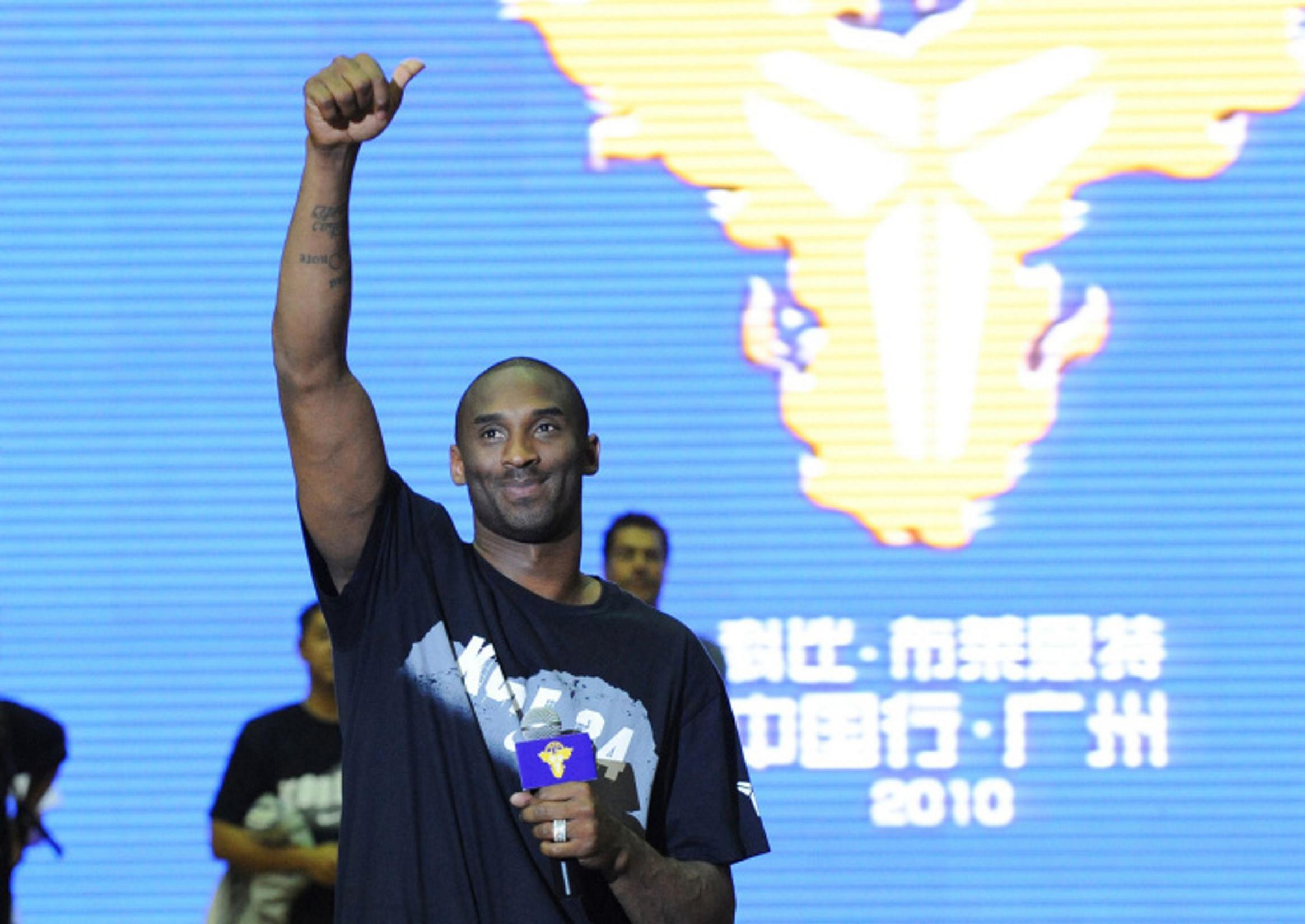 Recuerdan a Kobe Bryant en almuerzo de nominados al Oscar