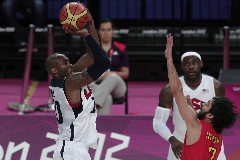 Kobe Bryant abrazó poder del deporte para cambiar a las personas: Bach