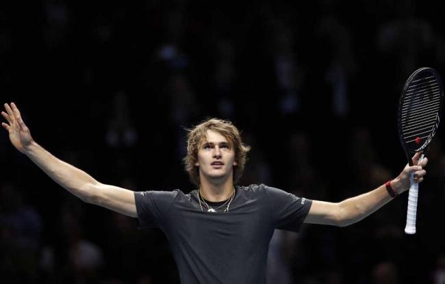 Alexander Zverev avanzó a semifinales del Abierto de Australia