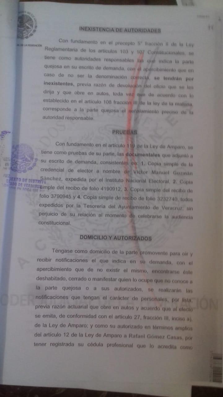 Asociación Civil tramita amparos gratuitos contra aumento al pago del predial en Veracruz