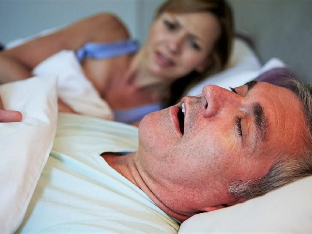 Apnea del sueño puede ser provocada por problemas bucales: Especialista