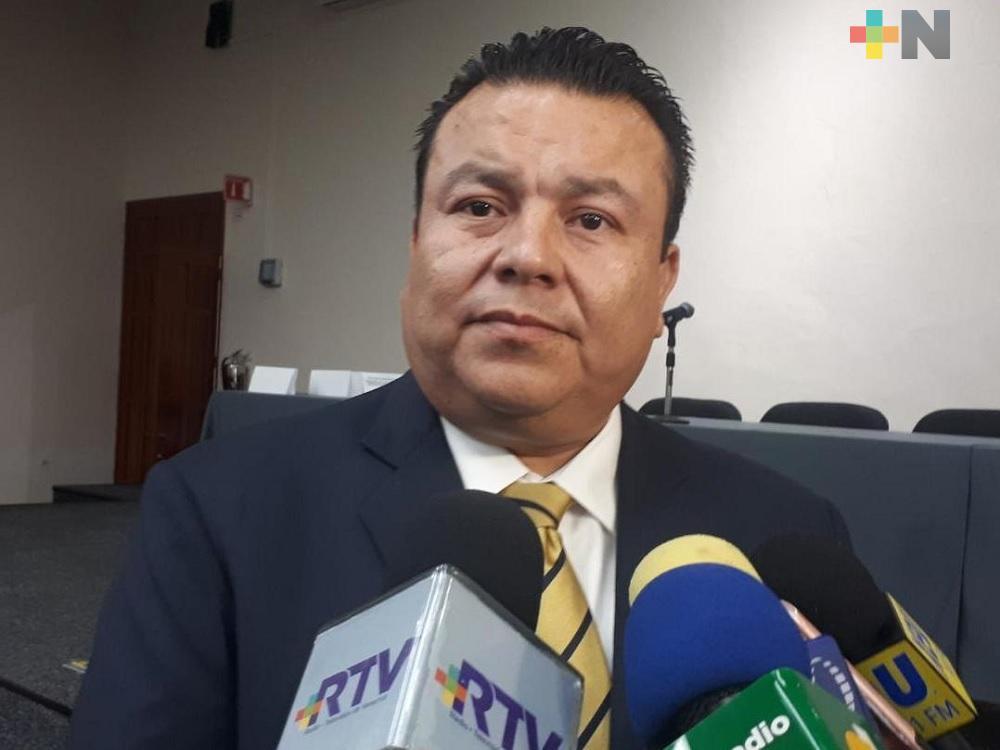 En Ciudad Judicial de Veracruz aún faltan Juzgados por rehabilitar: presidente del Colegio de Abogados