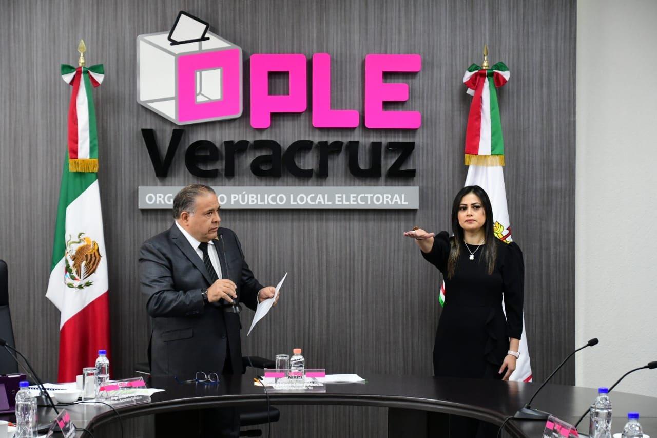 María de Lourdes Fernández nueva consejera del OPLE