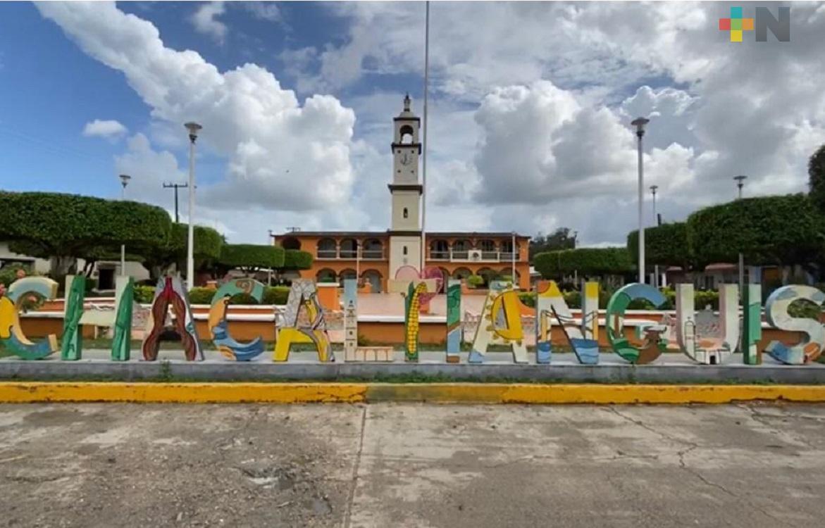 Chacaltianguis se prepara para atender a la población en caso de contingencia ambiental