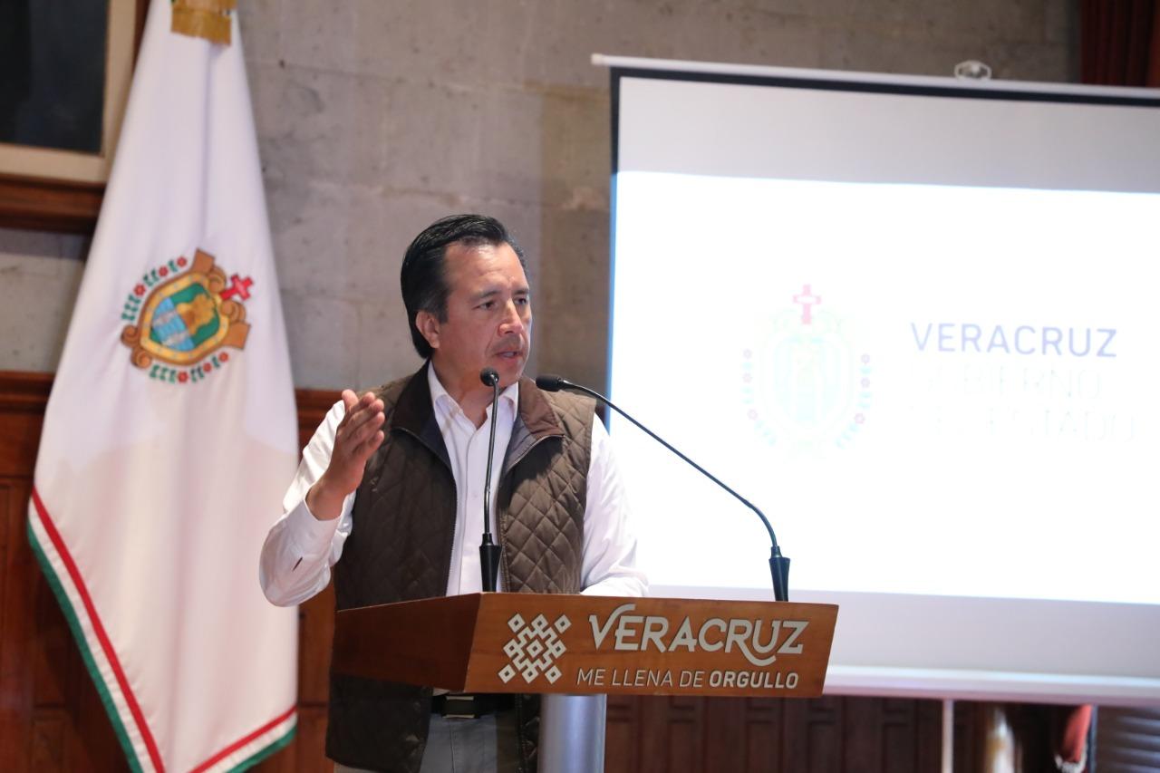 El próximo lunes Cuitláhuac dará informe con motivo de los 2 años de haber ganado las elecciones