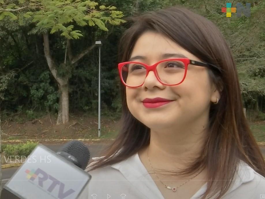 Desde la cámara alta, trabajamos para consolidar la paridad de género en el país: Diputada Dorheny García