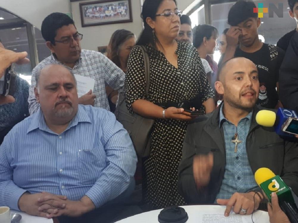 FNF confía en que diputados no aprueben reformas al Código Civil de Veracruz