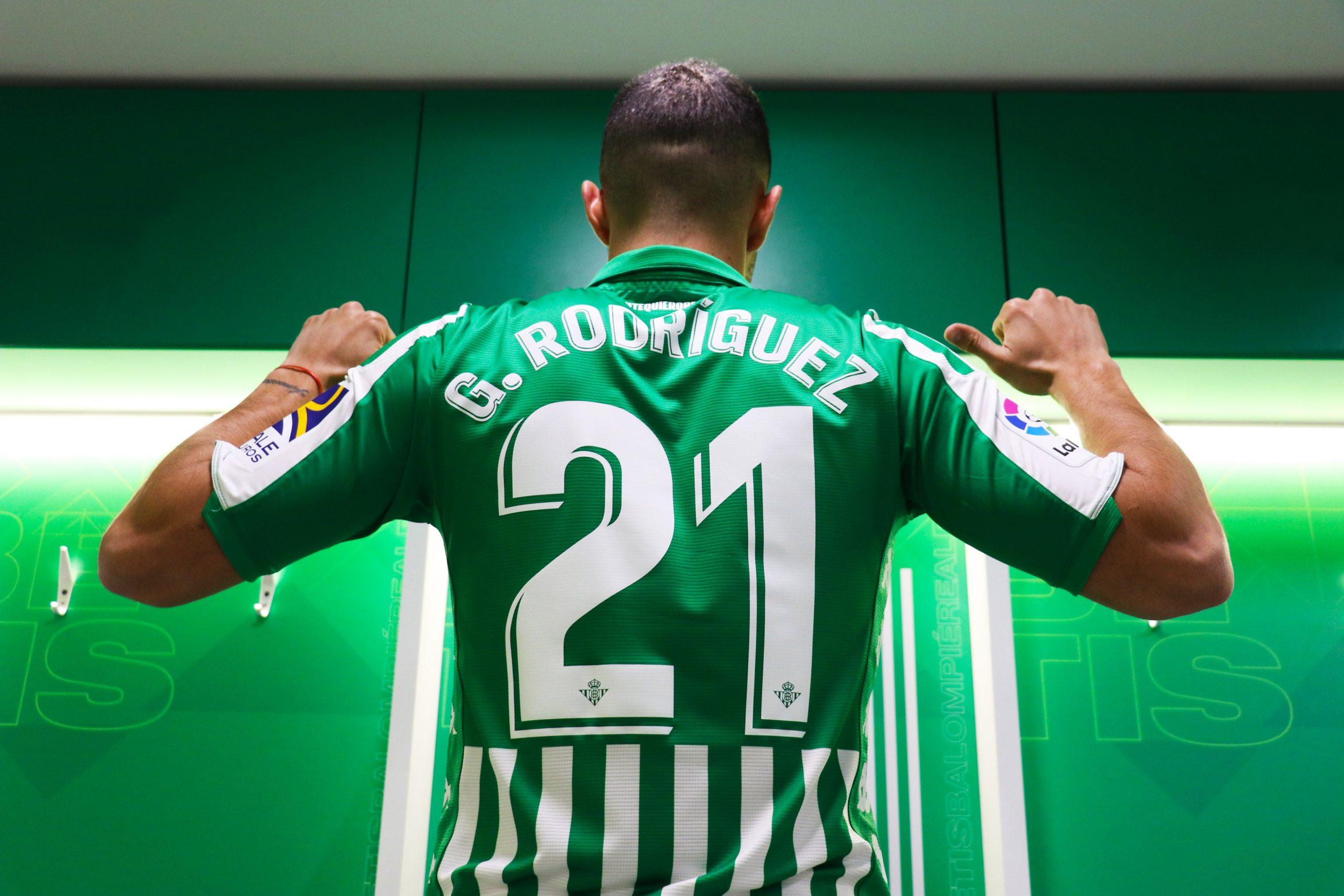 Real Betis anuncia fichaje de Guido Rodríguez