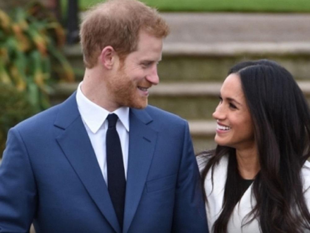Harry y Megan se despojan de sus coronas