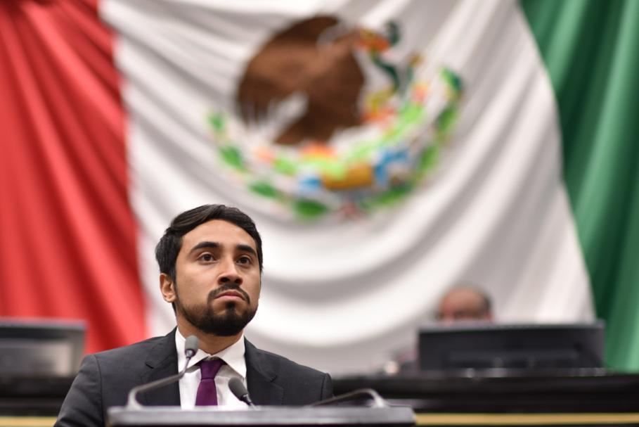 Evitar nepotismo en cargos de elección popular, propone diputado Henri Gómez