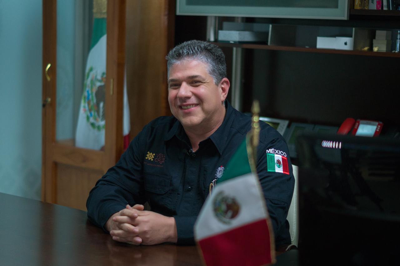 Este año se pondrá en funcionamiento el total de videocámaras instaladas en Veracruz: Hugo Gutiérrez Maldonado