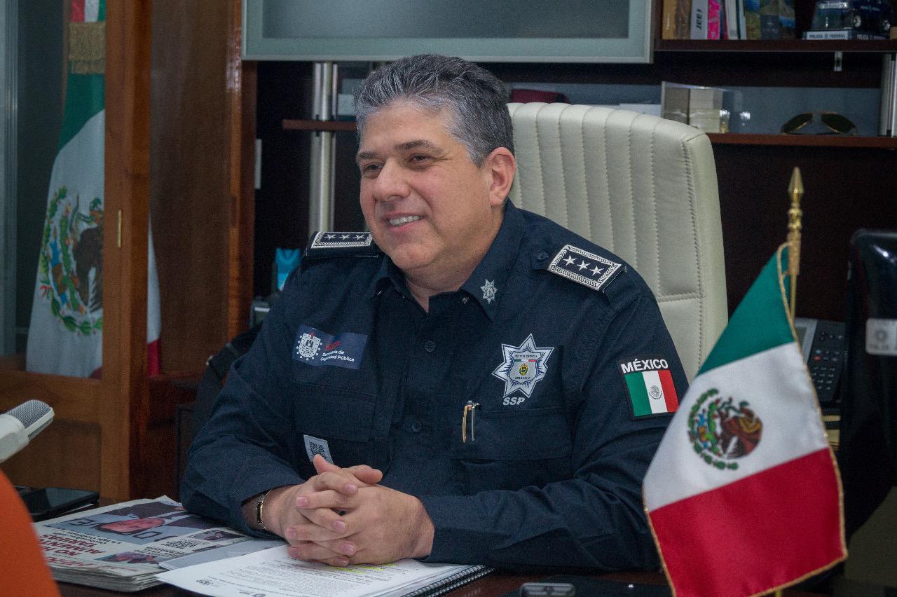 Policía Cibernética ya detectó a quienes incitaron a saqueos: Hugo Gutiérrez