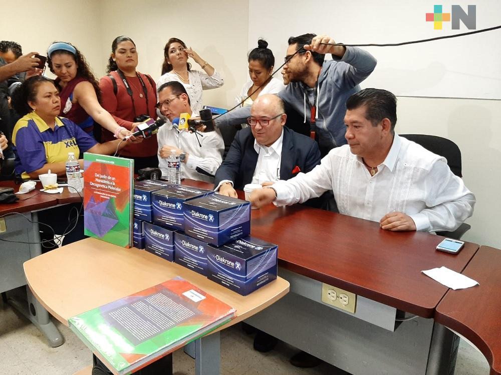 IMSS Zona Veracruz Norte arrancará programa piloto para pacientes con pie diabético
