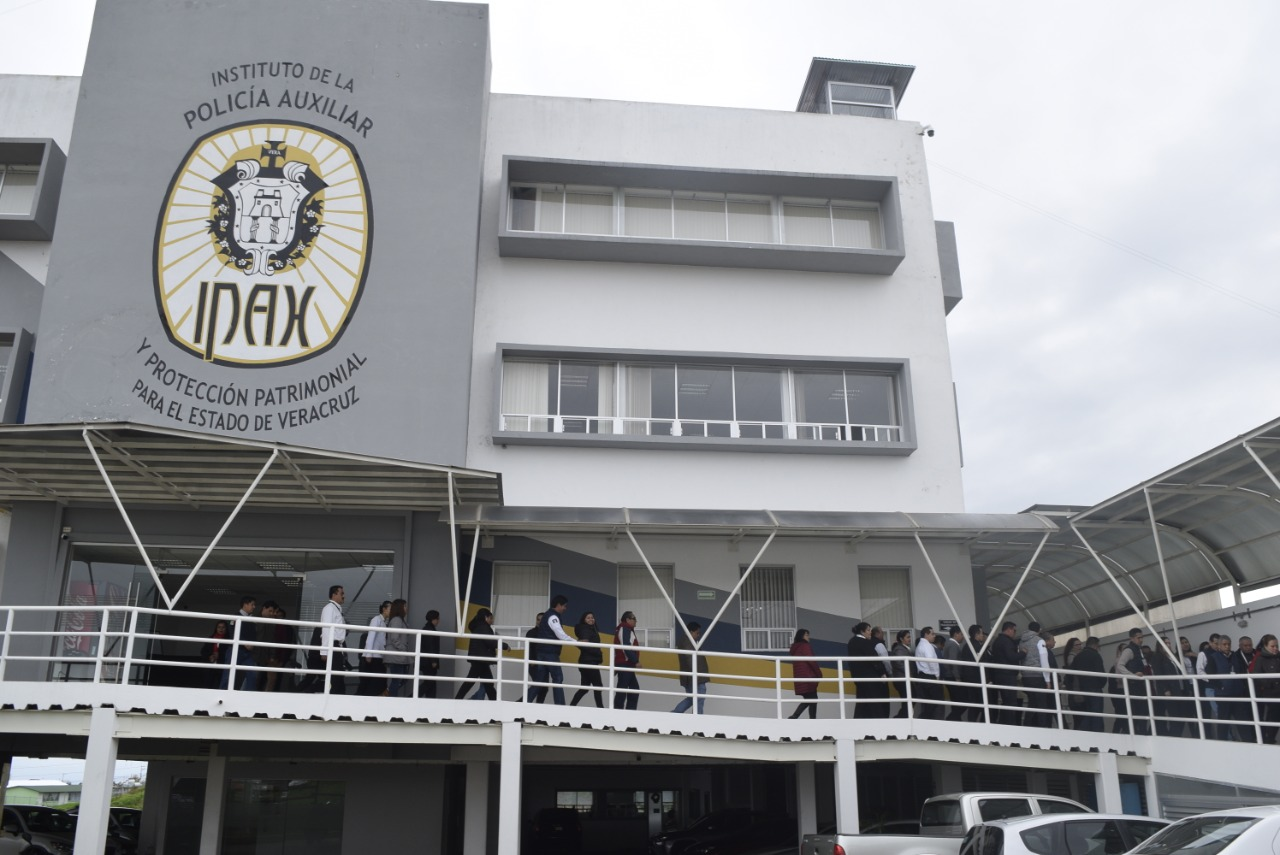 IPAX se suma al programa de Macrosimulacros 2020