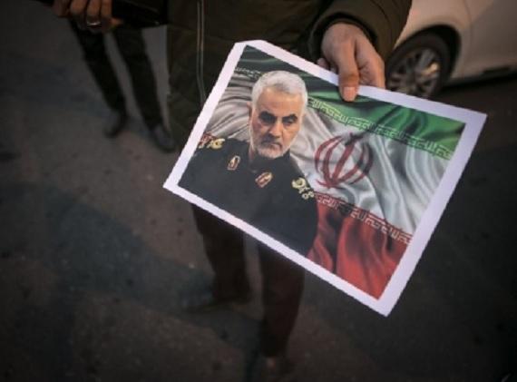 Irán demandará a Trump por caso Soleimani