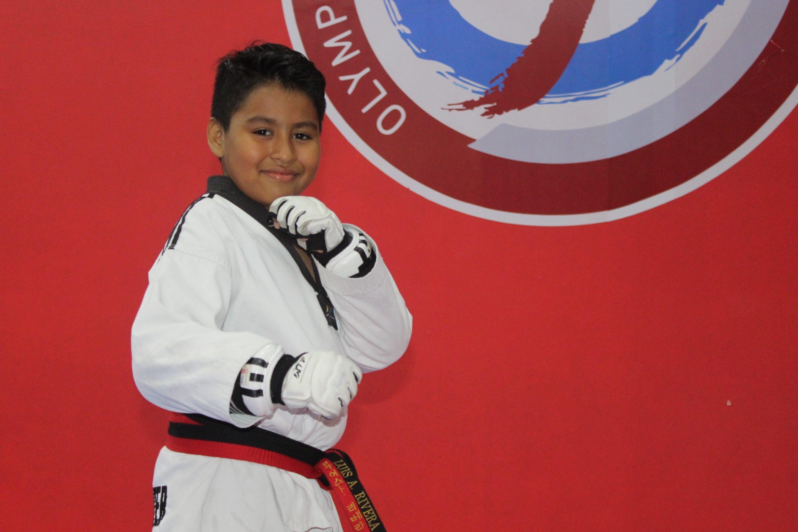 Participará Luis Antonio Rivera en el México Open Taekwondo