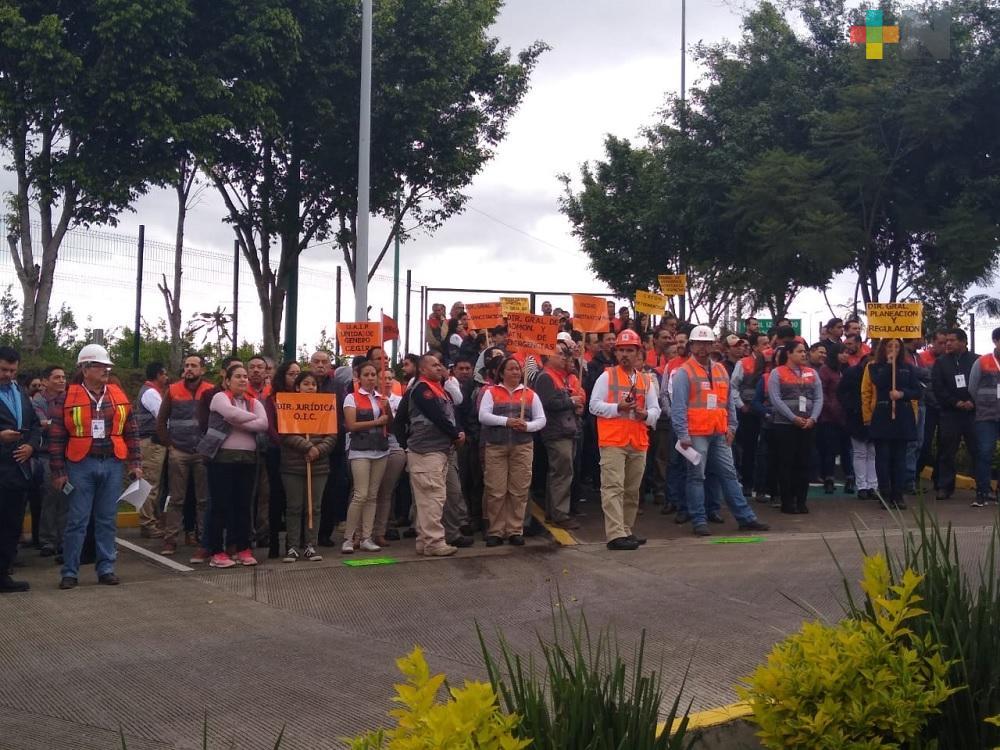 En Veracruz, más de 300 mil personas participan en mega simulacro