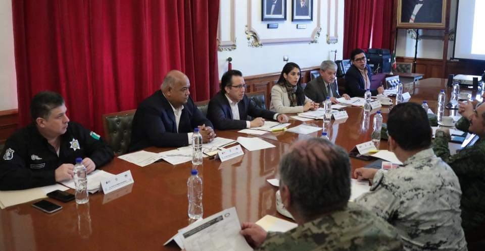 En Veracruz ya no se pacta con la delincuencia: mesa de Coordinación para la Construcción de la Paz