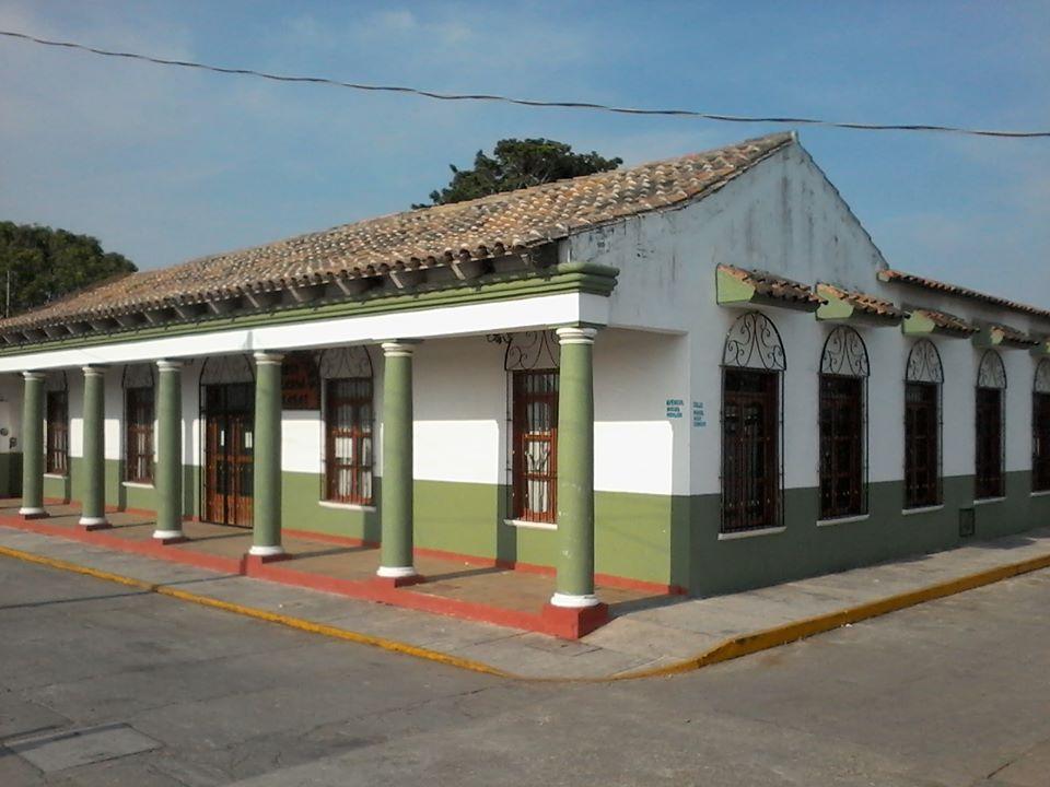 Casa de la Cultura de Amatitlán