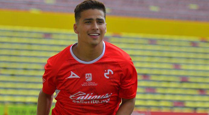 Paolo Medina debutó en Liga MX