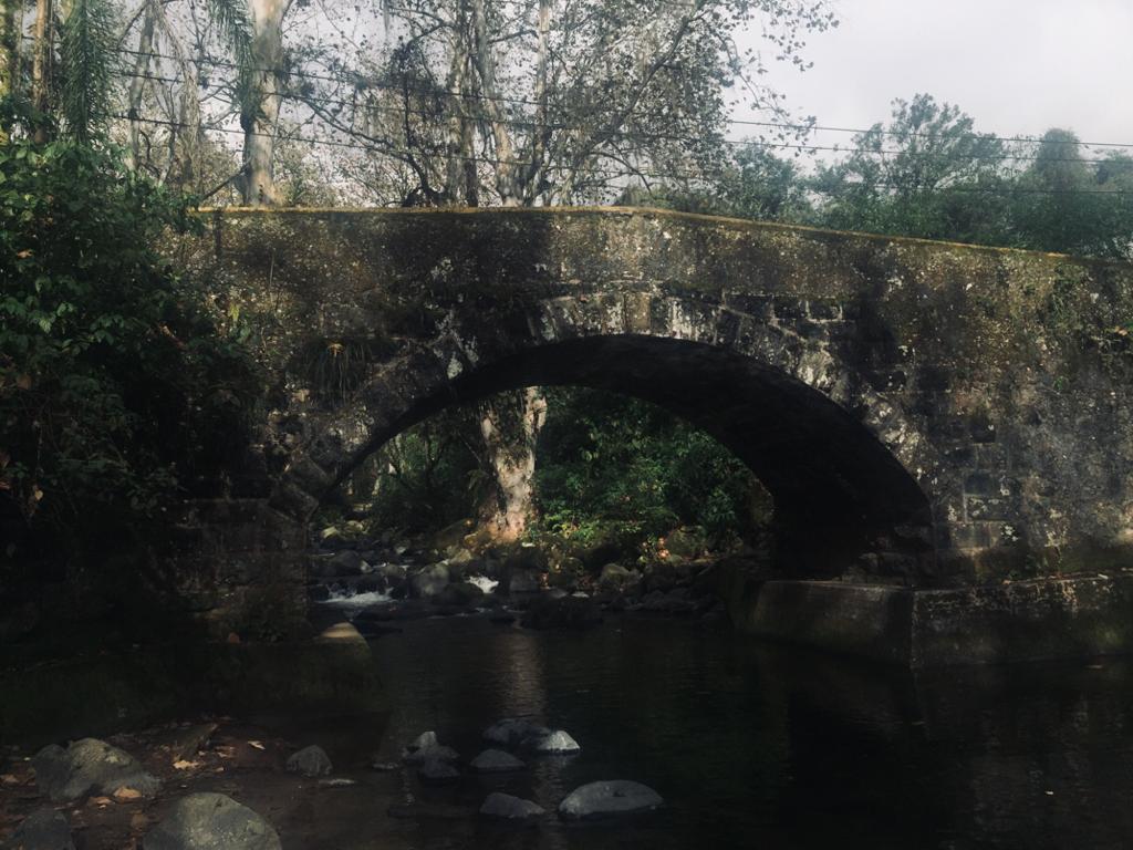 Puente Hacienda El Trianón, Coatepec