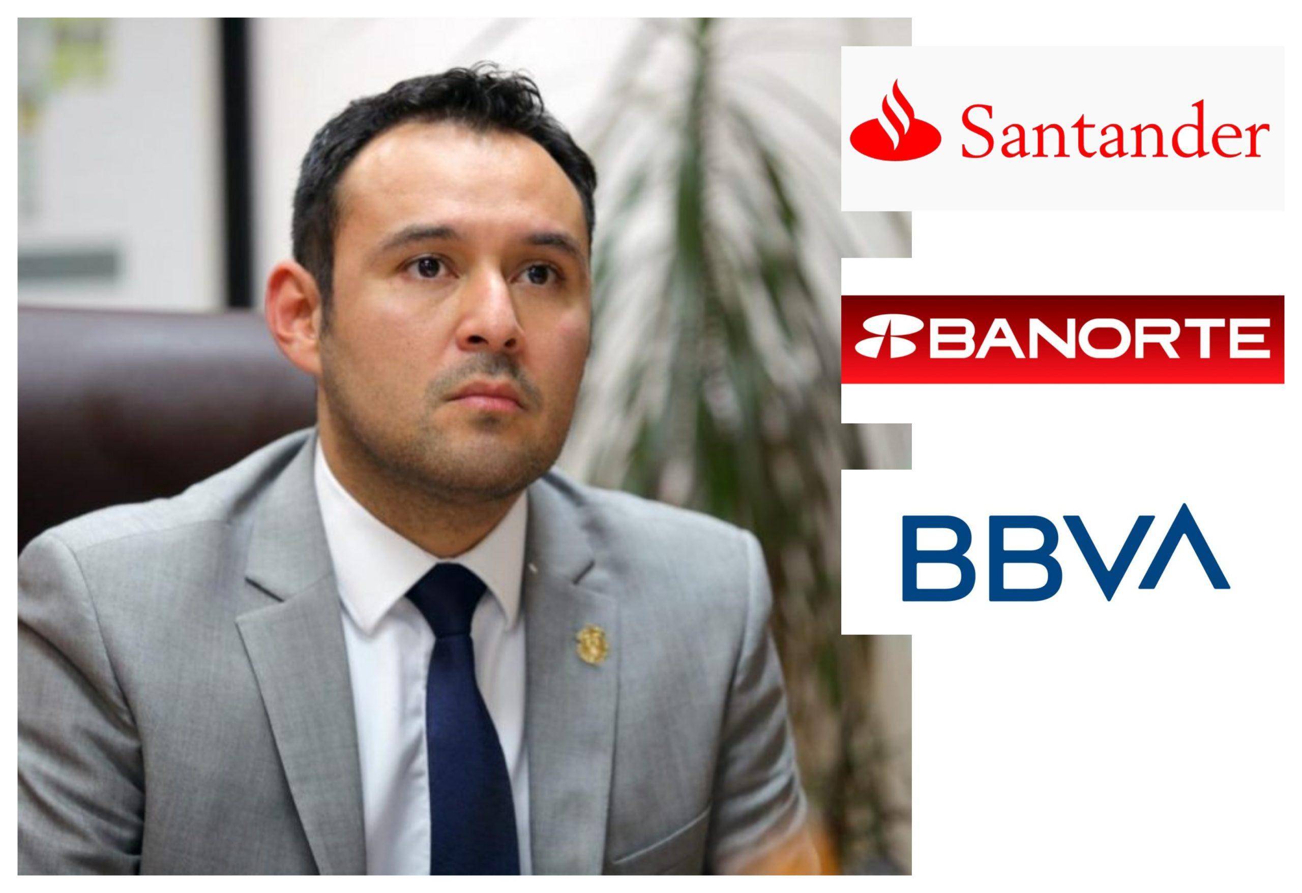 Tres entidades bancarias interesadas en el esquema del factoraje: Sefiplan
